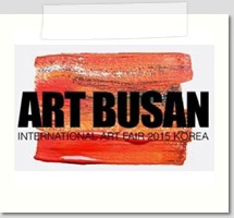 International Art Fair Art Busan 2015 à Busan en Corée, du 5 au 8  juin 2015